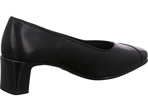 ara12-41742-01 - Scarpe con Tacco Donna, Nero (nero), 7