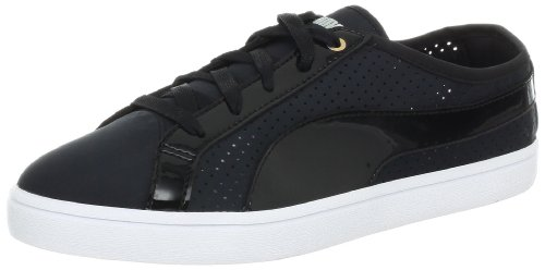 Kai Black Perforated Lo Shoe Puma Ywxdp