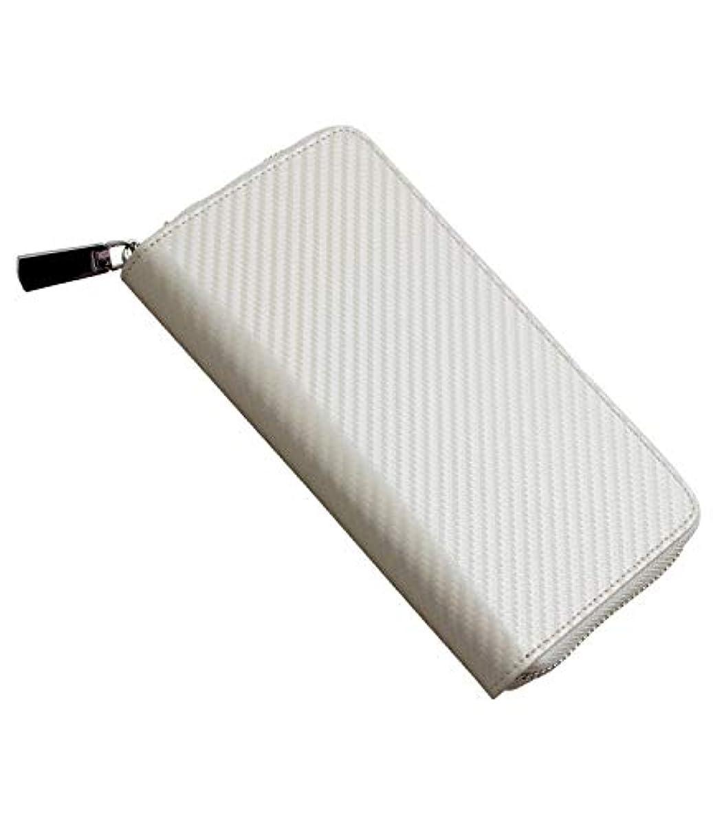 [해외] HIGH FIVE 아이고스3 아이고스3멀티 케이스 양방 들어 건 신형 IQOS3 IQOS3MULTI 전용 케이스 카본 레져 지갑형 가죽 카드 만들어 넣음담는 그릇·상자 등 본체 heat 스틱 전부 수납 홀더 펄 화이트