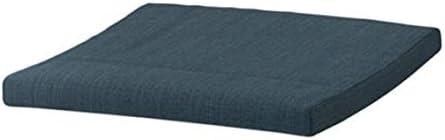 IKEA Poang Ottoman Cushion Hillared Dark Blue 303.625.37
