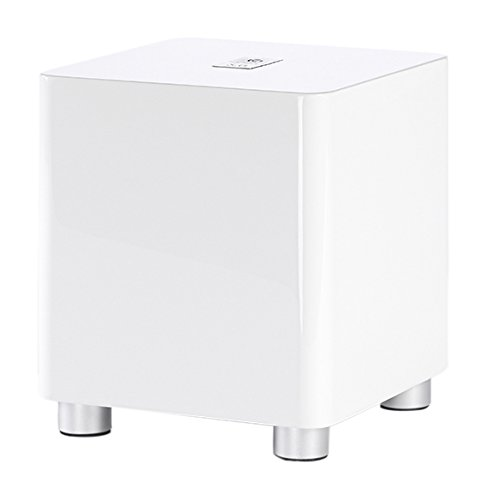 Sumiko S0 Subwoofer (White) by Sumiko Subwoofers