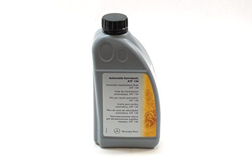 Mercedes 722.6xx 722.9xx Auto Transmission Fluid (1 Liter) HIGH Performance by GENUINE MERCEDES