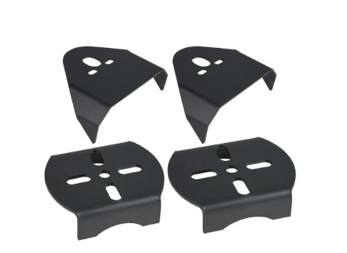 - Weld on Rear Upper and Lower Air Bag Mounting Bracket Set for Air Ride Suspension