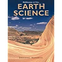 McDougal Littell Earth Science: Student Edition Grades 9-12 2003