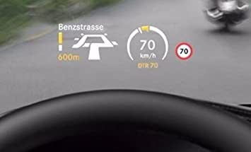 Amazon com: Mercedes-Benz OEM HUD Heads-Up Display Retrofit