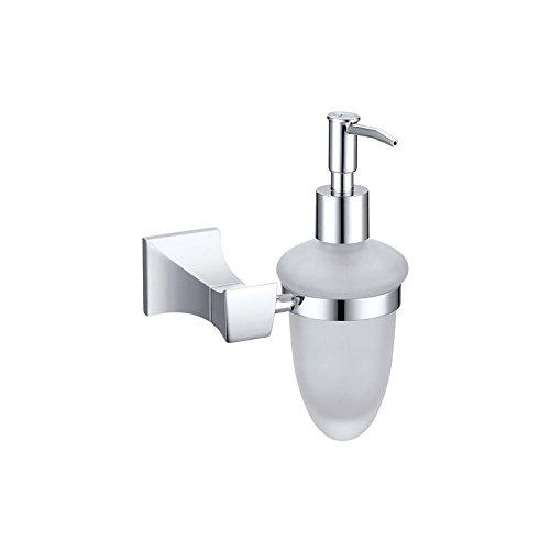 (ULING SDH0025 Kitchen Bathroom Soap Dispenser Holder)