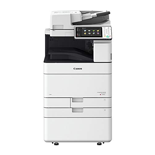 Canon ImageRunner Advance C5550i A3 Color Laser Multifunction Printer - 50ppm, Print, Copy, Scan, Send, Store, Auto Duplex, Network, Wireless, SRA3/A3/A4, 2 Trays, Stand ()