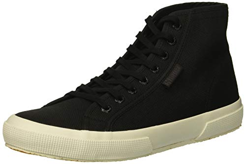 Superga Women 2795 Cotu Black/White