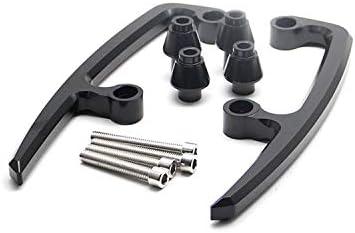 Barra de agarre trasera de aluminio CNC para motocicleta para Kawasaki Z650 17-18