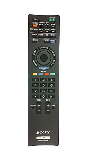 - Original SONY RM-YD040 Remote Control Replacement
