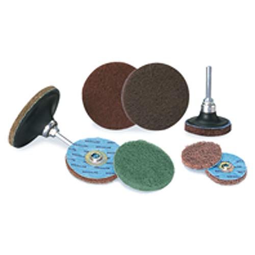 2? - Turn-On - Coarse Grit - Buff & Blend Quick Change Disc (Pack of 10)