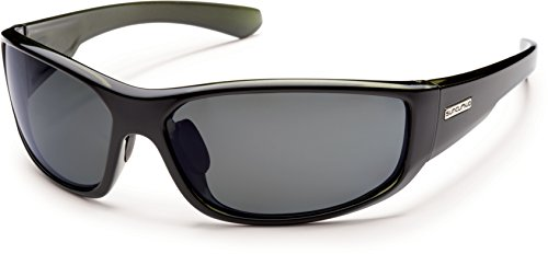 Suncloud Pursuit Sunglass (Gray Polar Lens, - Rei Sunglasses