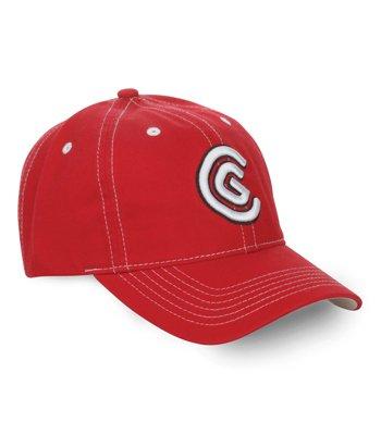 (Cleveland Golf Contrast Stitch HT Cap, Red/White)
