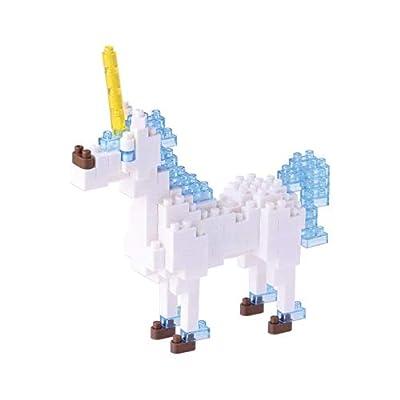 Nanoblock Unicorn Building Kit: Toys & Games