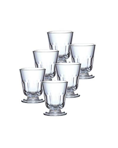 La Rochere Perigord Short Goblet 23cl 10.5cm Set of 6 - La Rochere Perigord 6 Piece