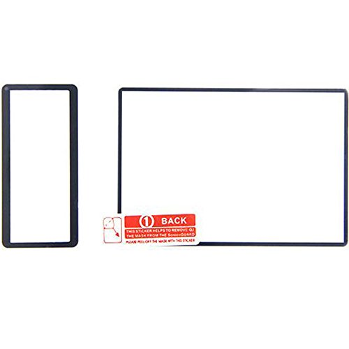 Screen Protector for Canon Eos 5D Mark iii Mk3 Mark 3 5d iii 3 5DSR 5DS ,debous Optical Tempered Glass