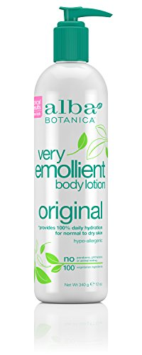 Price comparison product image Alba Botanica Very Emollient, Original Body Lotion, 12 Ounce