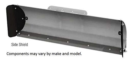 (KFI #105540 Pro-Series Side Shield Standard (1x Shield included) )