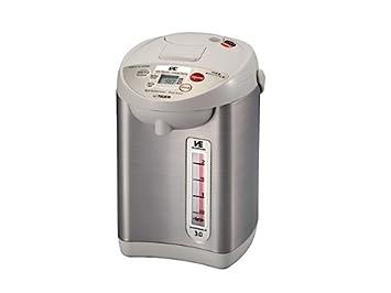TIGER 海外向け 220V仕様 3.0L 電気ポット VE(魔法瓶) 電動&エアー給湯 PVW-B30W