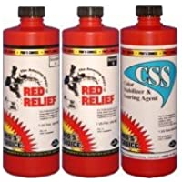 CTI 1072-PC Pros Choice Red Relief for Wool
