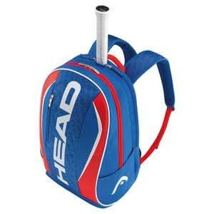 HEAD Tour Team Backpack Tennis Bag, Blue/Red