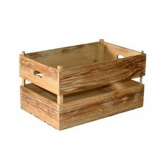 Große Stapel Anzeige Crate