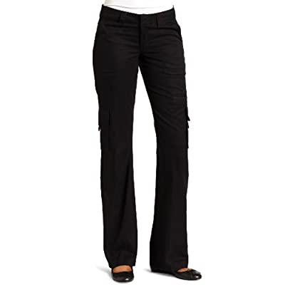 Dickies Women's Relaxed Fit Straight Leg Cargo Pant at Women's Clothing store
