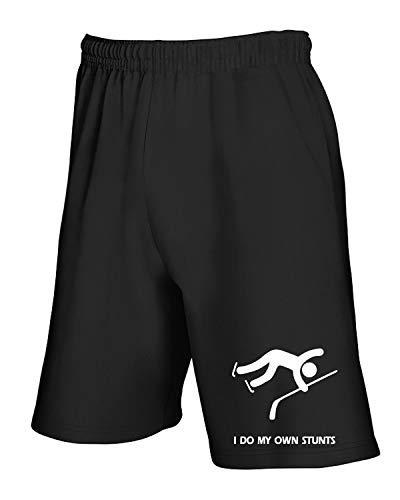 Pantaloncini T shirtshock Hockey Ice Stunts Tuta Nero Oldeng00532 UUfzqw