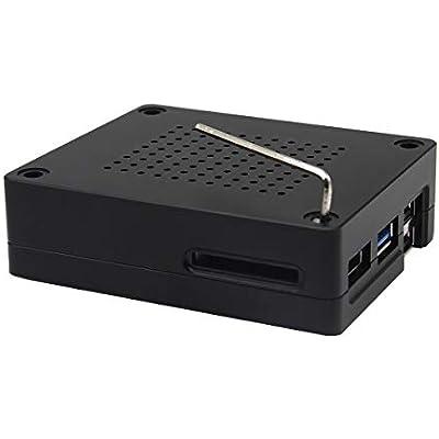 ZhanPing CNC Aluminum Enclose Case Fit For Lattepanda 2G 4G Development Board Arduino compatible