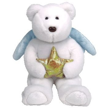 9780ca0ec88 Image Unavailable. Image not available for. Color  Ty Beanie Buddy - Star  the Bear (Gold Star) (14 Inch)