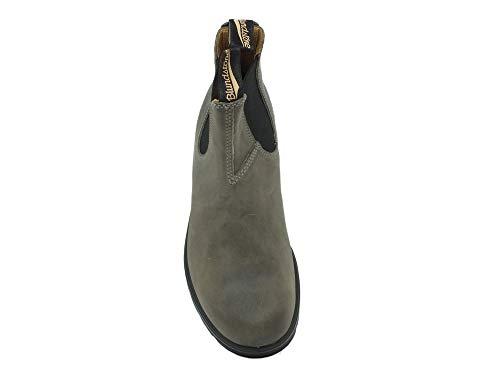 boots BLUNDSTONE 1469 Grey Steel Chelsea Xn6Fq