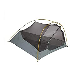 Mountain Hardwear Unisex Ghost UL 2 Tent, Grey Ice, One Size