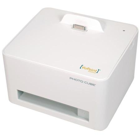 Vupoint Solutions Photo Cube Printer IP-P20-VP-RB