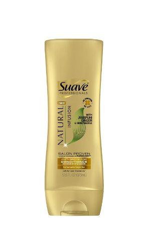 Suave Professionals Кондиционер, Природный Настой Awapuhi Ginger & Жимолость 12,6 унций