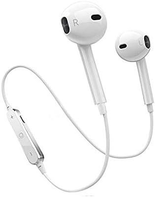 Amazon Com Wireless Headphones 8 Hrs Playback Sport Bluetooth