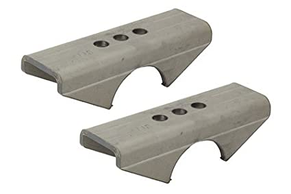 Ruffstuff Specialties 2.5' Wide Spring Perches for 3' Axle Diameter(Pair)