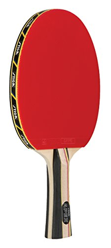 (STIGA Apex Performance-Level Table Tennis Racket with ACS Technology for Increased Control)