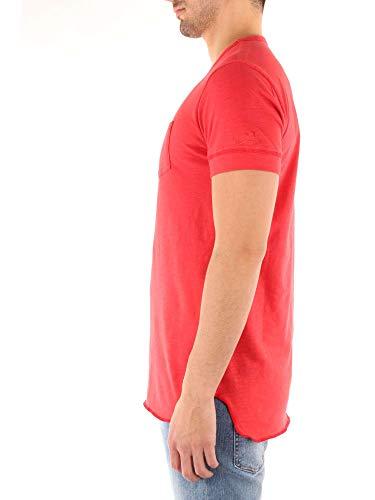 Penn shirt Woolrich Uomo T By Rosso Wytee0421 rich rCqnwOTr
