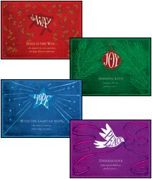 Gift Scripture Boxed Cards (Endless Gifts - Boxed Greeting Cards - Christmas - NIV Scripture)