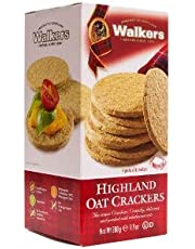 Walkers' Highland Oatcakes 9.9 oz(Pack of 3)