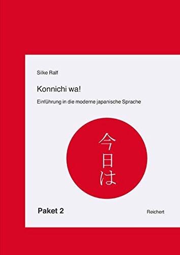 Konnichi wa! Paket 2: Paket Lehrbuch, Lösungen, CD und Lehrbuch Kanji