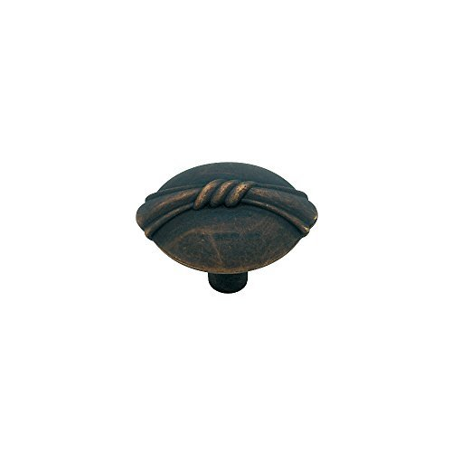 Liberty PN0609-OB-C 30mm Bundled Reed Cabinet Hardware Knob by Liberty