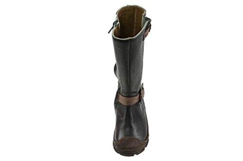 Bisgaard 80777-08 Mädchen Stiefel in Mittel Grau