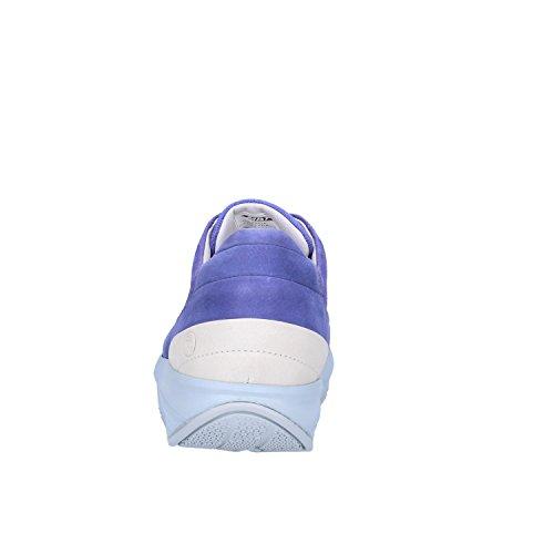MBT Sneakers Donna 37 EU Viola Nabuk Tessuto