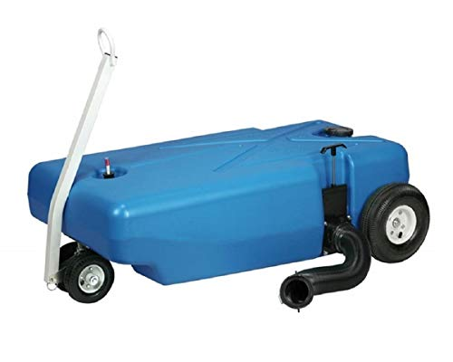 35 gallon portable waste tank - 4