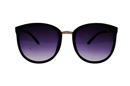 Darkey Wang Fashion Unisex Steam Punk Retro Flip Grey Sunglasses