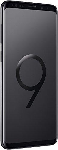 "Samsung Galaxy S9 Plus (6.2"", Single SIM) 64GB SM-G965F Factory Unlocked LTE Smartphone (Midnight Black) - International Version"