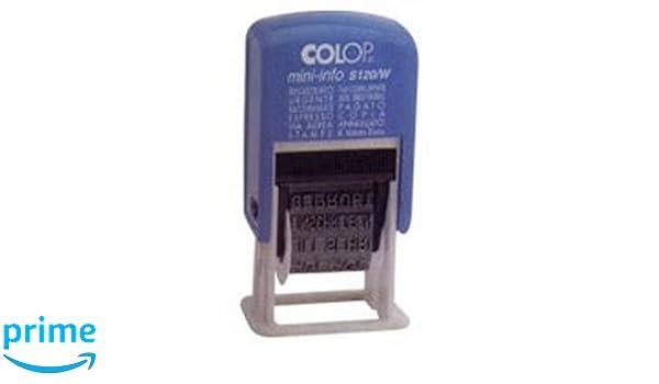 Colop S120W Polinomio Autoinchiostrante