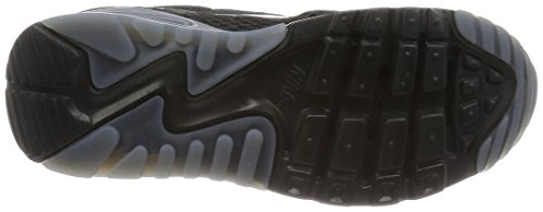 Nike W Air Max 90 Ultra Br, Zapatillas de Deporte para Mujer Negro (Black / Black-White)