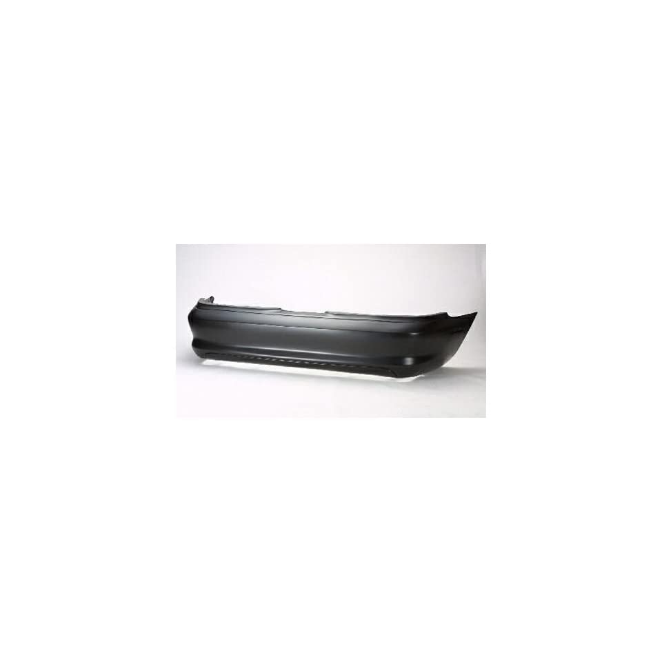 FORD MUSTANG Rear bumper cover base model; 1996 1997 1998
